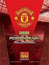 Adrenalyn XL Manchester United 2011 ULTIMATE Foil Card CHOOSE YOURS FREE UK P&P