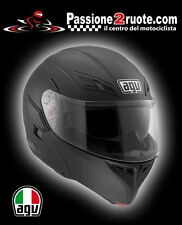 Casco agv compact nero opaco Kymco Agility Dink Downtown Myroad People