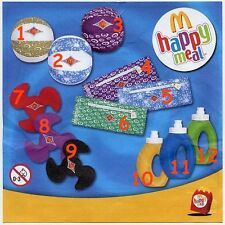 McDonald's MC DONALD'S HAPPY MEAL - 2007 Sport Pezzi singoli