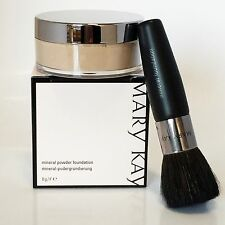 Mary Kay Mineral Powder Foundation inkl. Pinsel, Ivory, Beige, Bronze