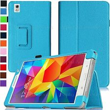 """PU Leather Magnetic Flip Stand Case Cover For Samsung Galaxy Tab Pro 8.4"""" T320"""