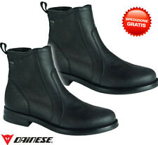 Scarpe Dainese Germain goretex Nero black moto shoes boots stivaletto