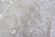 """french Jacobean Linen 280cm/108"""" Wide Curtain Fabric"""