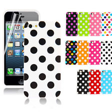 New Ultra Thin Crystal Clear Transparent Case Cover for Apple iPhone 5 & 5S