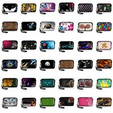 Nice Soft Digital Camera Bag Case Pouch Cover Mobile Phone Bag Coin Purse  Strap