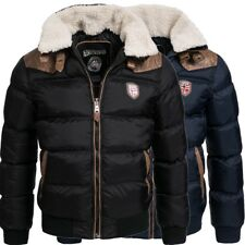 Geographical Norway warme Winterjacke Steppjacke Designer Jacke S M L XL XXL