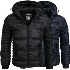 Geographical Norway Buick Herren Winterjacke Steppjacke Winter Stepp Jacke
