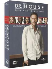 DR. HOUSE - STAGIONE 05  6 DVD  COFANETTO  SERIE-TV