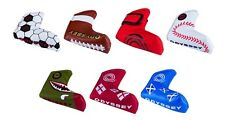 ODYSSEY BLADE PUTTER COVER/HEADCOVER (VARIOUS STYLES)