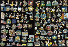 #04 Disney Pin Pins - Walt Disney World - Disneyland AUSSUCHEN: DONALD DUCK