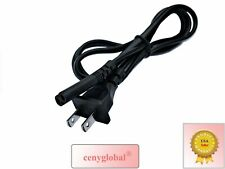 NEW 2-Pin AC Power Cable Fig 8 Cord For HP Officejet Pro Plus All-in-One Printer