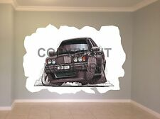 Huge Koolart Cartoon Bentley Type R Turbo Wall Sticker Poster Mural 673