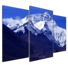 Bilderdepot24 Leinwandbild Mount Everest