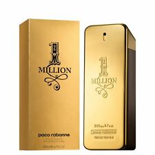 PROFUMO PROFUMI UOMO PACO RABANNE ORIGINALE ONE MILLION PARFUM 50 100 200 ML NEW