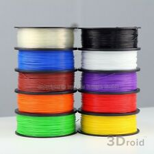 High Performance 3Droid Filament Rolle PLA ABS 1,75mm 3D Drucker - Farbauswahl