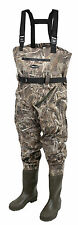 PROLOGIC MAX5 NYLO-STRETCH CHEST WADERS FISHING WATERPROOF CLEATED SOLE NYLO