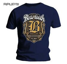 Official T Shirt BEARTOOTH Blue FIGHTING Like Never Before All Sizes