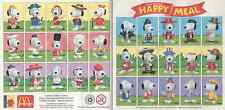 McDonald's MC DONALD'S HAPPY MEAL - 1999 Snoopy Giro del Mondo Pezzi Singoli