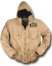Air Force Jacket coyote, Outdoor, Military -NEU-
