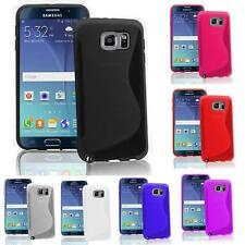 Note 5 Etui Housse de protection Silicone TPU Gel SAMSUNG GALAXY NOTE 5 + Film