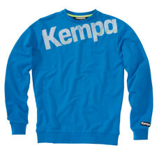 Kempa Core Sweat Shirt Handball Herren Pullover blau