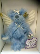 Annette Funicello Collectible Bear, Blue Belle (a1545)