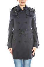 Giubbotto Trench BURBERRY JACKET -20% DONNA  Blu 3973569-