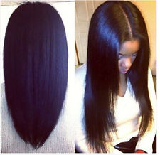 Brazilian Hair Extension Real 100% Human Virgin Remy Premium Silky Straight 100g