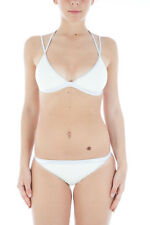 Bikini Costume MONCLER Swimsuit -15% MADE IN ITALY DONNA Panna 007440004879-035