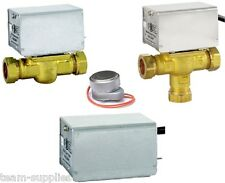 TOWER MOTORISED ZONE VALVES & HEADS DIRECT HONEYWELL REPLACEMENT FOR V4073 V4043