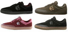 ETNIES scarpe Marana Vulc nere marroni bordeaux black brown skate shoes jameson