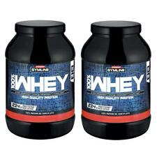 ENERVIT 100% WHEY PROTEIN concentrate 700g proteine siero latte GYMLINE MUSCLE