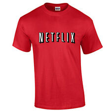 Netflix Movie T Shirt Funny Humor Movie Night Netflix and Chill T-Shirt