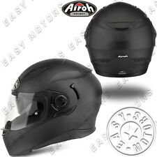 AIROH CASCO INTEGRALE FULL FACE MOVEMENT COLOR NERO OPACO / BLACK MATT TAGLIA XS