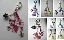 My Little Pony Horse Bag Charm Book Bag Charm Lots 1 to 9 My Little Pony Gift