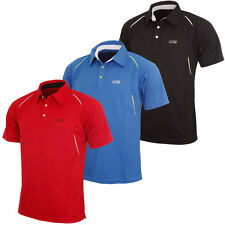 60% OFF RRP Cypress Point 2015 Mens CPTS1180 CoolPass Golf Tech Polo Shirt
