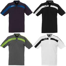 Uhlsport Liga Polo-Shirt Fußball Herren/Kinder Poloshirt Trainingsshirt