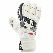 Uhlsport Fangmaschine Absolutgrip Finger Surround Torwarthandschuhe weiß