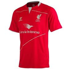 Warrior FC Liverpool LFC Herren Fußball Trikot Trainings Jersey rot