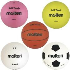Molten Softball Soft Ball Spielball Strandball Kinder Gummiball Gartenball