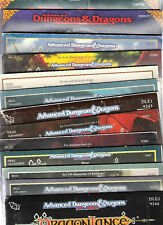TSR AD&D DRAGONLANCE ADVENTURES LATER ISSUES MULTI LIST DUNGEONS & DRAGONS