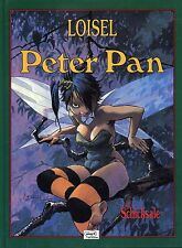PETER PAN (deutsch) HC 1,2,3,4,5+6  REGIS LOISEL lim.+sign. LUXUS-HARDCOVER