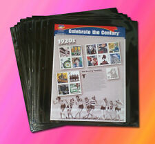 SuperSafe Deluxe Stamp Sheet Refill Pages