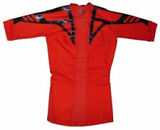 Adidas Techfit Powerweb kurzarm Shirt orange