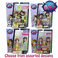 "LITTLEST PET SHOP - 4"" Style Blythe & Pet Figures - Assorted Designs"