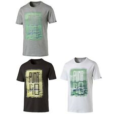 Puma Herren Photographic Tee T-Shirt