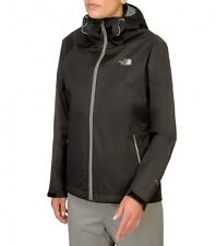 The North Face W Sequence Giacca Da Donna impermeabile a vento Nero TNF XS-XL