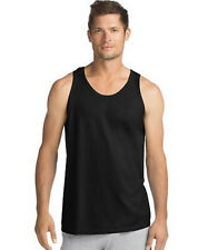 2 Hanes X-Temp Men's Performance Tanks 42MT