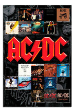 AC / DC Album Covers Poster New - Maxi Size 36 x 24 Inch