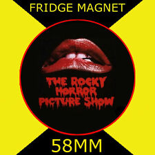 Sticker 88mm Rocky Horror Show Denton High School 1963 jacket badge Funny costum